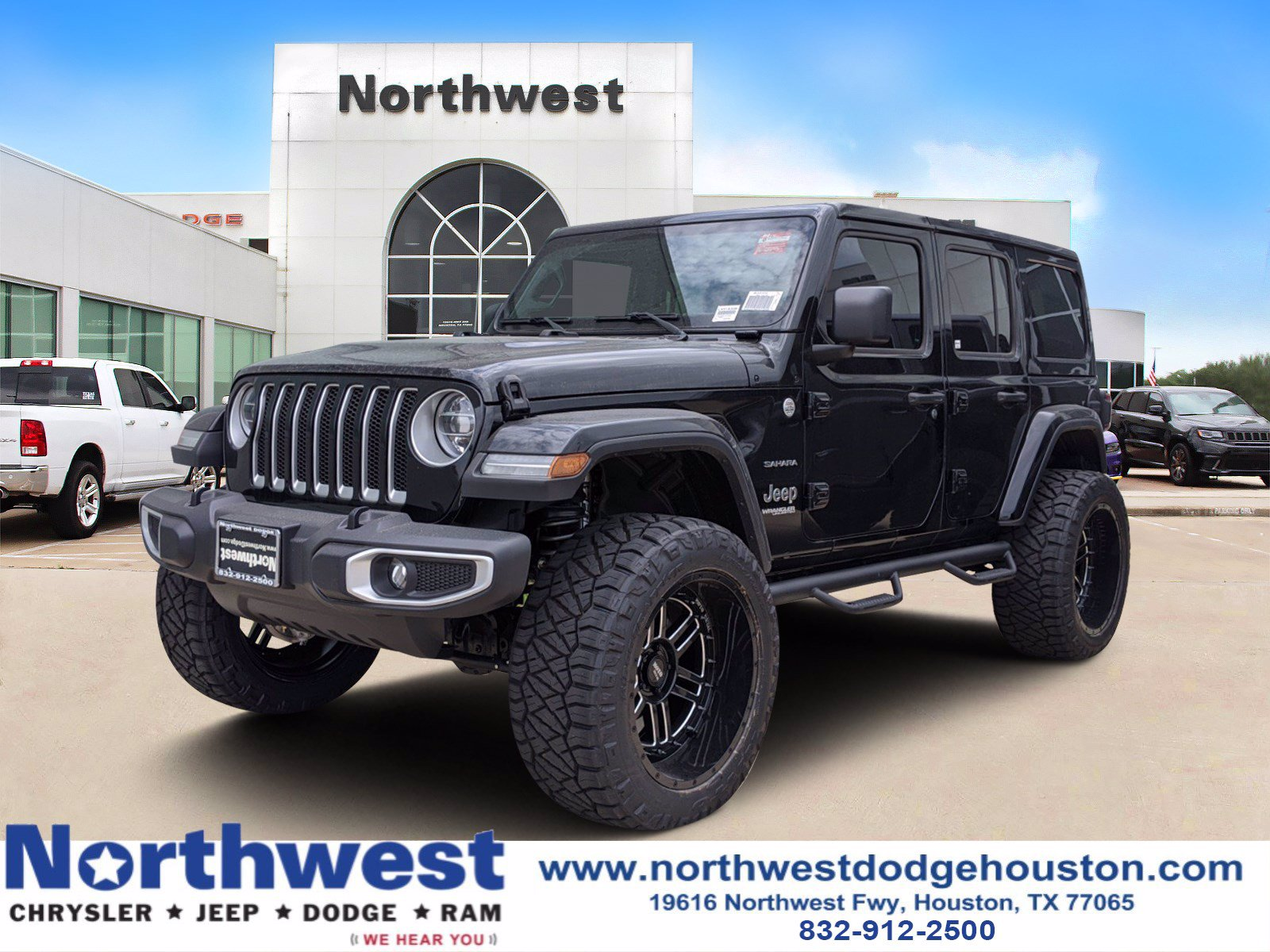 New 2020 Jeep Wrangler North Edition Sport Utility In Houston