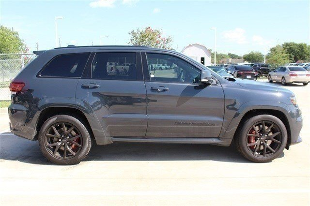 Superior New 2018 JEEP Grand Cherokee SRT