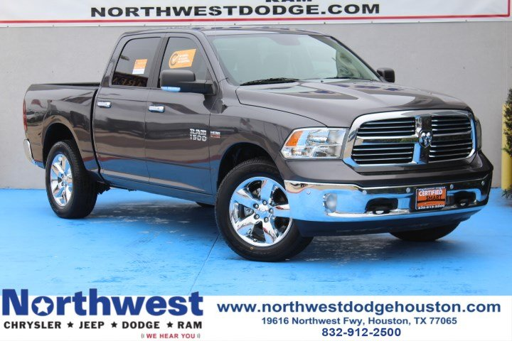 Pre Owned 2016 Ram 1500 Lone Star Crew Cab Pickup In Houston Ts314099 Northwest Chrysler Jeep Dodge