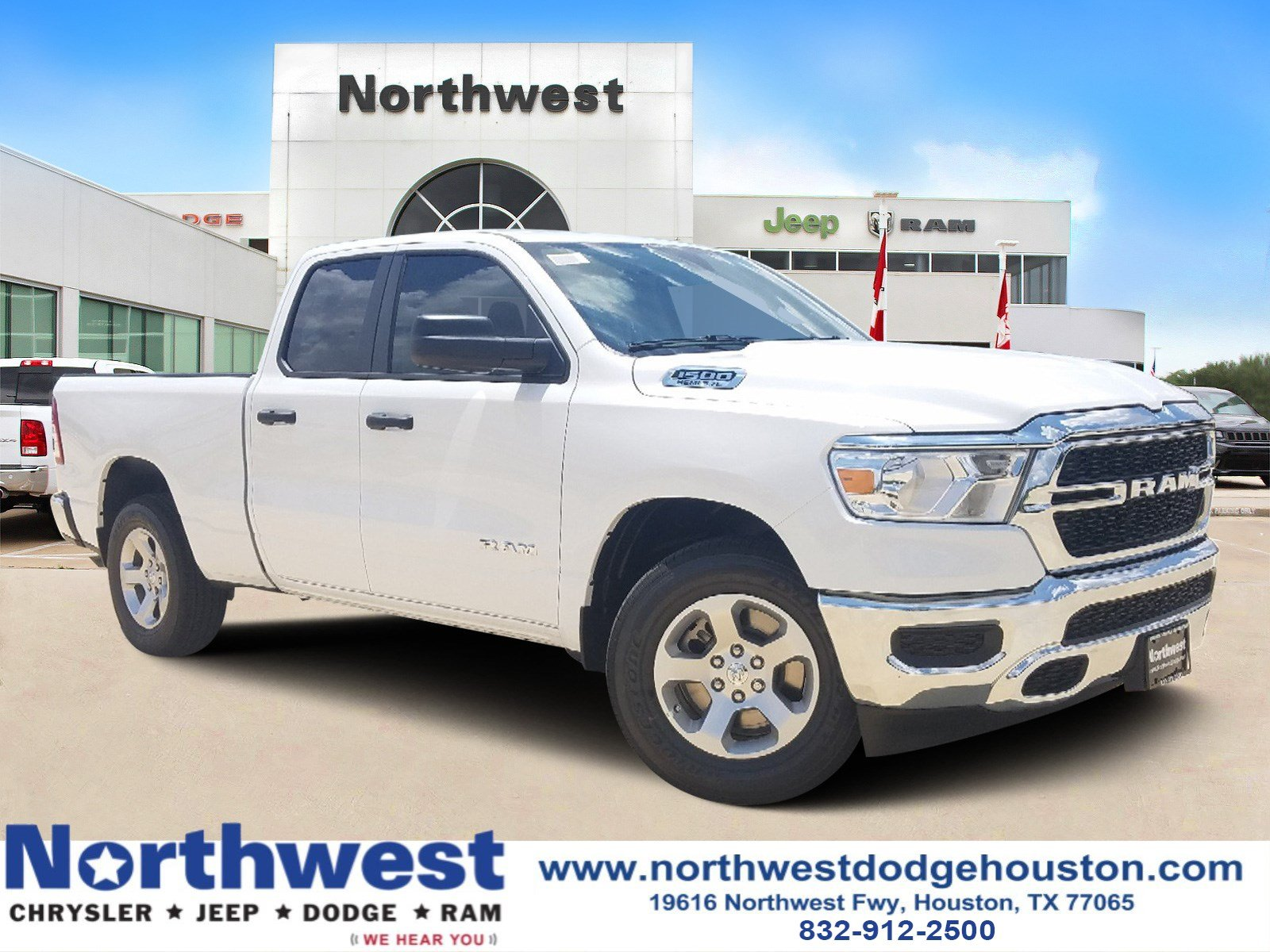 New 2020 Ram 1500 Tradesman Quad Cab 4x2 6 4 Box