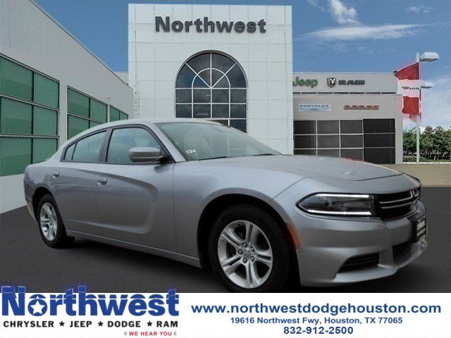 Pre Owned 2017 Dodge Charger Se 4dr Car In Houston Cl575060