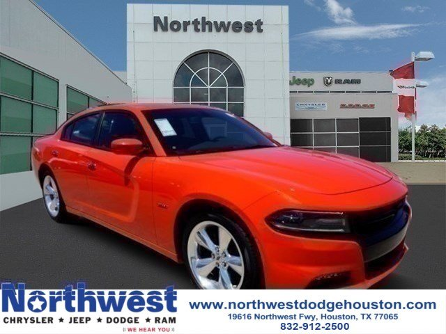 New 2017 Dodge Charger R T Sedan In Houston Hh660727 Northwest