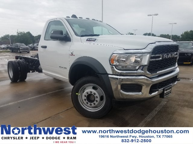 Dodge Ram 5500 >> New 2019 Ram 5500 Chassis Cab Tradesman Regular Cab In Houston
