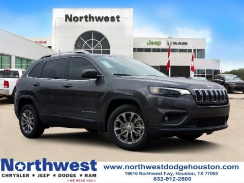 New 2019 JEEP Cherokee Latitude Plus