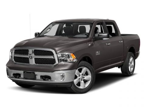 Pre-Owned 2018 Ram 1500 Lone Star